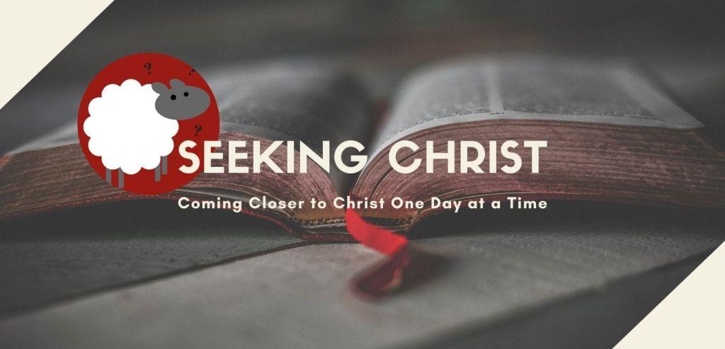 Seeking Christ Banner Image