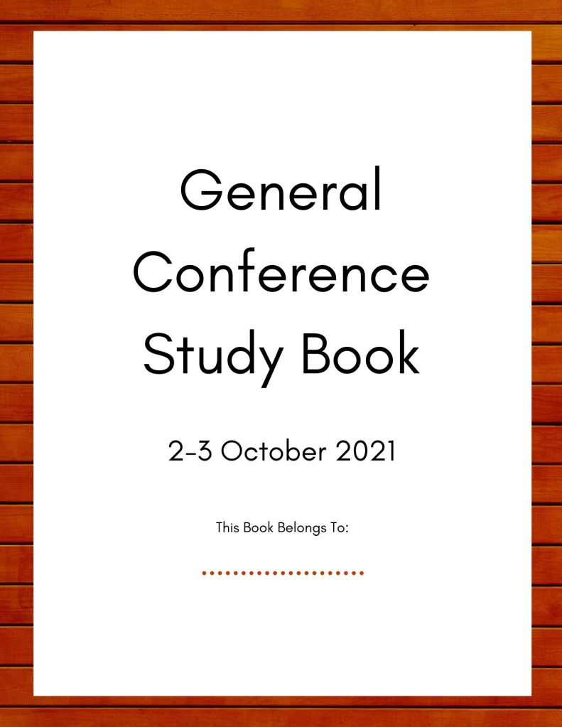 Cover Image for October's Study Book